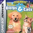 Paws and Claws Dogs and Cats Best Friends Nintendo Game Boy Advance